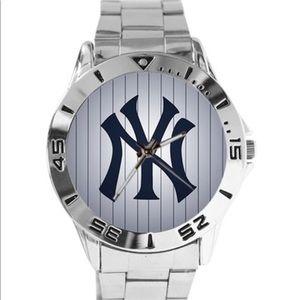 Other - New York Yankees Custom Wrist Watch
